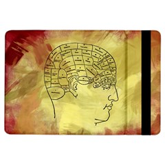 Brain Map Apple Ipad Air Flip Case