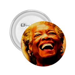 Angelou 2.25  Button