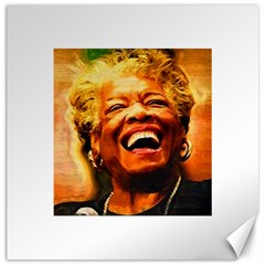 Angelou Canvas 16  x 16  (Unframed)