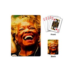 Angelou Playing Cards (Mini)