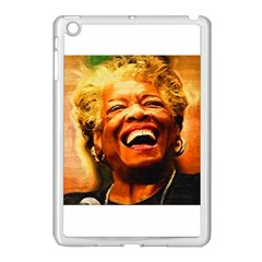 Angelou Apple iPad Mini Case (White)
