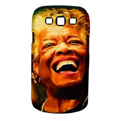 Angelou Samsung Galaxy S III Classic Hardshell Case (PC+Silicone)