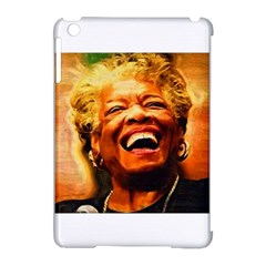 Angelou Apple iPad Mini Hardshell Case (Compatible with Smart Cover)
