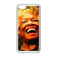 Angelou Apple iPhone 5C Seamless Case (White)