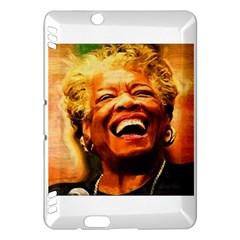 Angelou Kindle Fire Hdx 7  Hardshell Case
