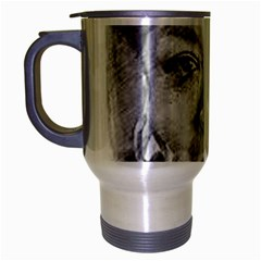 Maya  Travel Mug (Silver Gray)