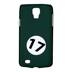 British Racing Green Samsung Galaxy S4 Active (i9295) Hardshell Case