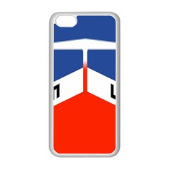 Donohue Racing Apple iPhone 5C Seamless Case (White)