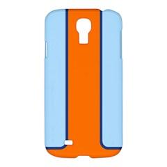 Gulf No Logo Samsung Galaxy S4 I9500/i9505 Hardshell Case