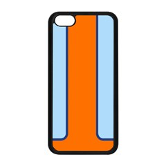 Gulf No Logo Apple Iphone 5c Seamless Case (black)