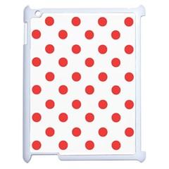 King of the Mountain Apple iPad 2 Case (White)
