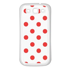 King of the Mountain Samsung Galaxy S3 Back Case (White)