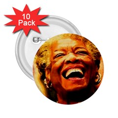Angelou 2.25  Button (10 pack)