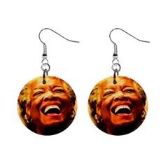 Angelou Mini Button Earrings