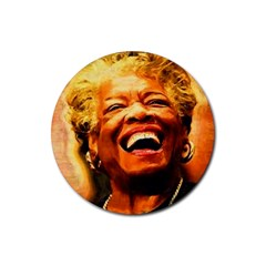 Angelou Drink Coasters 4 Pack (Round)