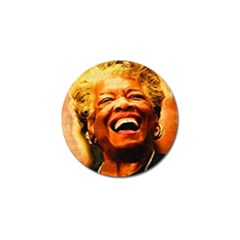 Angelou Golf Ball Marker 4 Pack