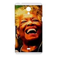 Angelou Sony Xperia T Hardshell Case