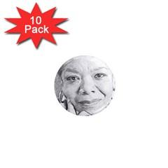 Maya  1  Mini Button Magnet (10 pack)
