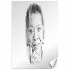 Maya  Canvas 12  x 18  (Unframed)