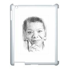 Maya  Apple iPad 3/4 Case (White)