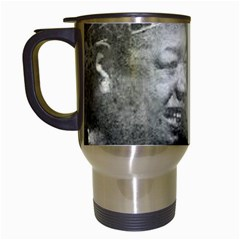 Maya Angelou Travel Mug (White)