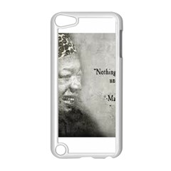 Maya Angelou Apple iPod Touch 5 Case (White)