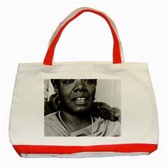 Maya Classic Tote Bag (Red)
