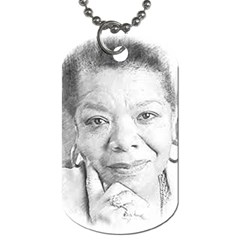 Maya  Dog Tag (Two-sided)