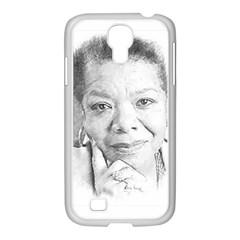Maya  Samsung GALAXY S4 I9500/ I9505 Case (White)
