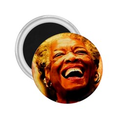 Angelou 2.25  Button Magnet