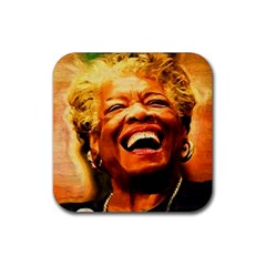 Angelou Drink Coaster (Square)