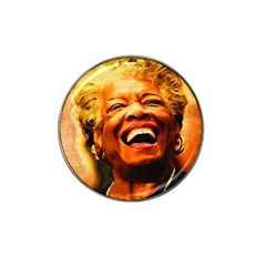 Angelou Golf Ball Marker (for Hat Clip)