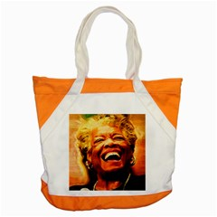 Angelou Accent Tote Bag