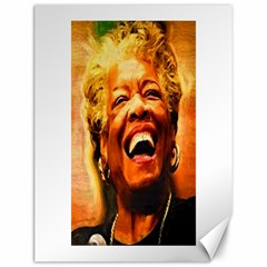 Angelou Canvas 12  x 16  (Unframed)