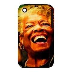 Angelou Apple iPhone 3G/3GS Hardshell Case (PC+Silicone)