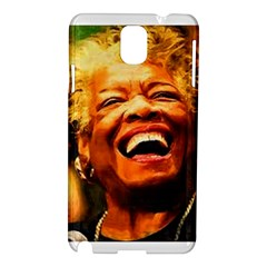 Angelou Samsung Galaxy Note 3 N9005 Hardshell Case