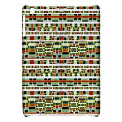 Aztec Grunge Pattern Apple Ipad Mini Hardshell Case