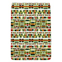 Aztec Grunge Pattern Removable Flap Cover (Small)