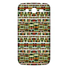 Aztec Grunge Pattern Samsung Galaxy Mega 5 8 I9152 Hardshell Case