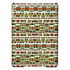 Aztec Grunge Pattern Apple Ipad Air Hardshell Case