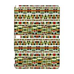 Aztec Grunge Pattern Samsung Galaxy Note 10.1 (P600) Hardshell Case