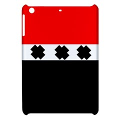 Red, White And Black With X s Electronic Accessories Apple iPad Mini Hardshell Case