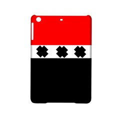 Red, White And Black With X s Electronic Accessories Apple iPad Mini 2 Hardshell Case