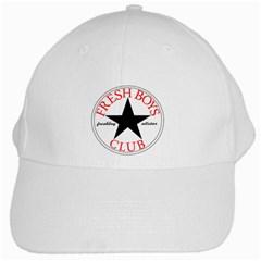 Fresshboy Allstar2 White Baseball Cap