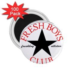 Fresshboy Allstar2 2.25  Button Magnet (100 pack)