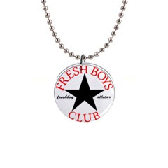 Fresshboy Allstar2 Button Necklace
