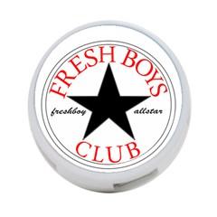 Fresshboy Allstar2 4 Port Usb Hub (one Side)
