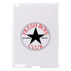 Fresshboy Allstar2 Apple Ipad 3/4 Hardshell Case (compatible With Smart Cover)