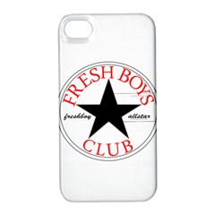 Fresshboy Allstar2 Apple Iphone 4/4s Hardshell Case With Stand