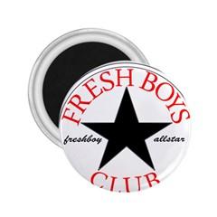 Fresshboy Allstar2 2.25  Button Magnet